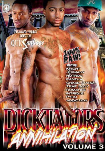 Black Rayne Productions - Dicktators 3 Annihilation