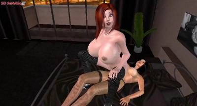 lesbo Solarel 3D