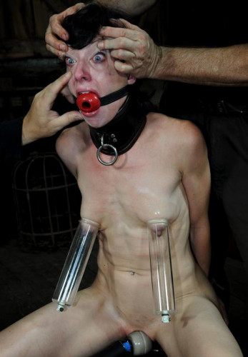 Great pleasure for slave - masochist
