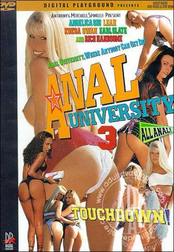 Anal University 03