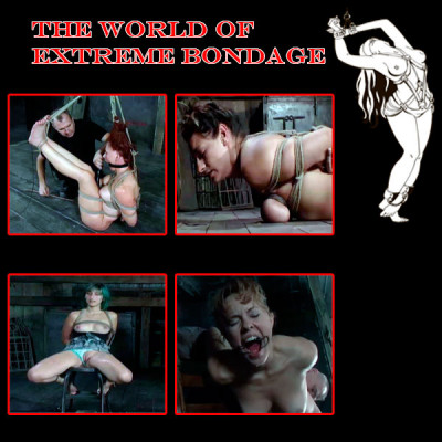 The world of extreme bondage 69