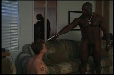 White Boy Fucked By Two Black Men