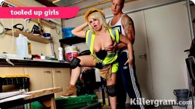 Killergram – Bonnie Rose – Tooled up girls 720p