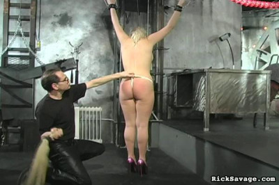 RickSavage – Girls Of Pain Scene 5 Kimberly Gets Pushed To The Limit