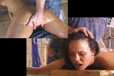 Tiki Anal Torture