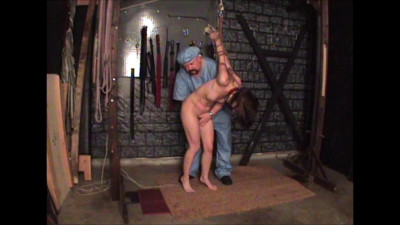 Witch Interrogation Whipping