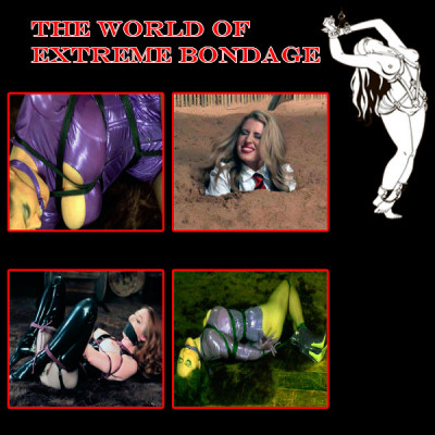 The world of extreme bondage 149