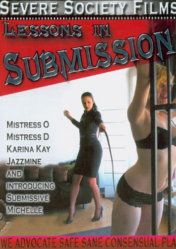 Lessons In Submission DVD