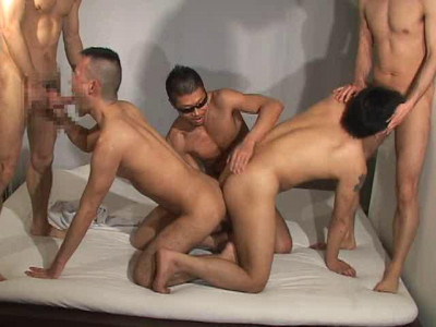 England — Wild Horny Group Sex 2008 Tease