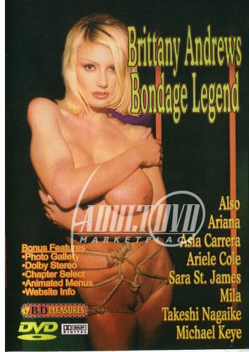Brittany Andrews Bondage Legend