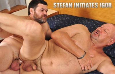Stefan Initiates Igor