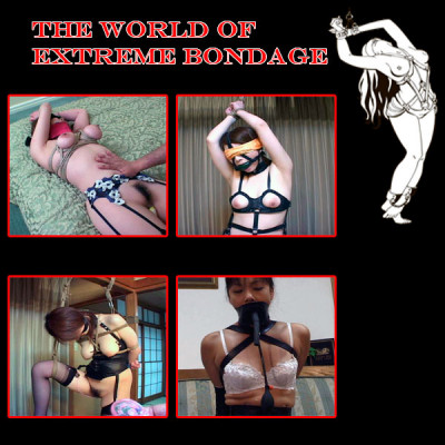 The world of extreme bondage 230