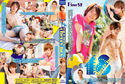 KUFNDV052 - Fine 52 Eighteen 18 Cherry Boy - Gays Asian, Fetish, Cumshot - HD