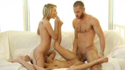 Threesome Fantasies Fulfilled, vol. 5
