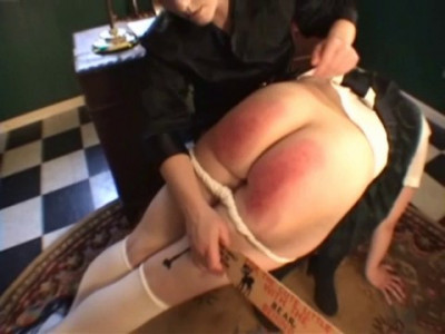 Spanked Students