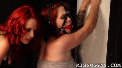 Missogyny Misti Dawn Gaged And Tourmented (2014)