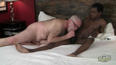 Blacks On Daddies — I Feel Like Having Black Dick Today — Bishop Sterling & Roman