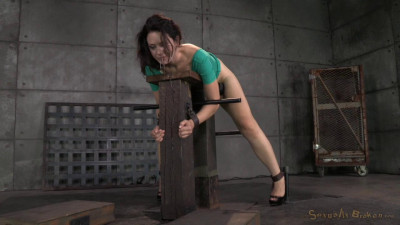SexuallyBroken - Oct 08, 2014 - Sarah Shevon restrained and used hard