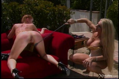 Summer Girlz Spanked Scene 2