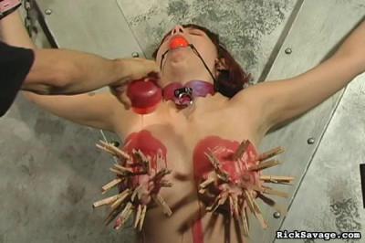 RickSavage – Extreme Tit Torment Scene 19 – Vivien