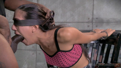 Sexy Latina Lyla Storm Bound….(Dec 2014)