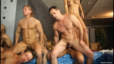 Bisex Party Vol 21 - Bi-Pool Excess