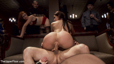 Alpha Anal Slave Takes Charge Of Ass Licking Newbie