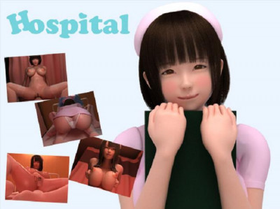 3D — Hospital — Dollhouse