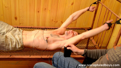RusCapturedBoys — Rinat Countryside worker — Part II