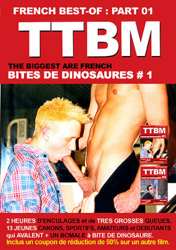 Bites De Dinosaures — The Biggest Are French