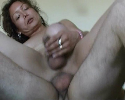 Older tranny banging