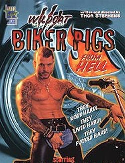 Biker Pigs From Hell