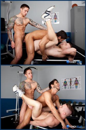 Diego, Jake & Jordan