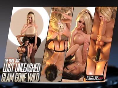 Lust Unleashed – Glam Gone Wild