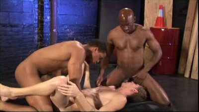 Dark Alley Media - White Boy Bottom Sluts Scene 2