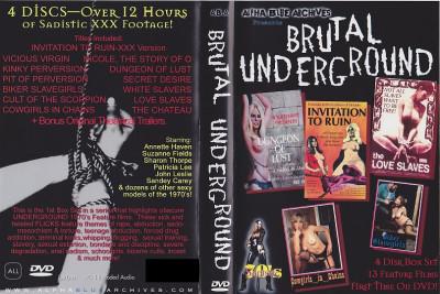 Biker Slavegirls (Brutal Underground #1)