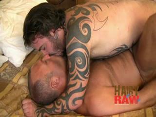 Brock  Hart  and  Rock  Ramsey