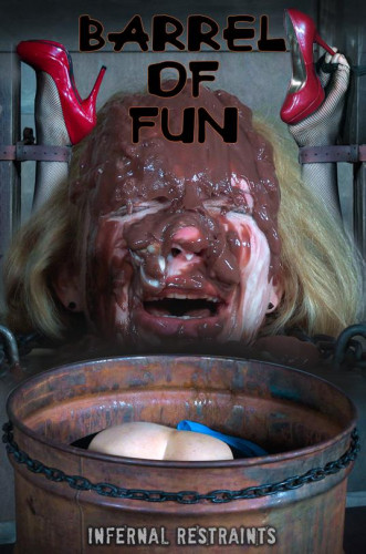 Barrel of Fun — BDSM, Humiliation, Torture