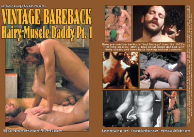 Lavender Lounge Studios – Hairy Muscle Daddy 1 (1976)