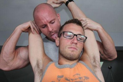 GayRoom - Massage Bait - Kyle's Massage Surprise