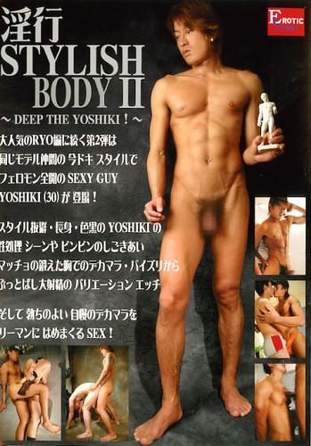 Lusty Stylish Body 2 - Deep The Yoshiki