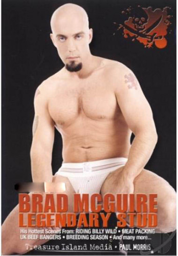 Legendary Studs - Best of Brad McGuire-1