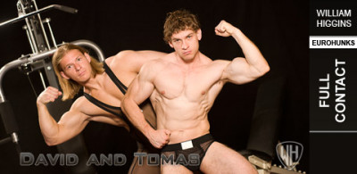 WHiggins - Tomas And David - Body Worship - Full Contact - 30-06-2012