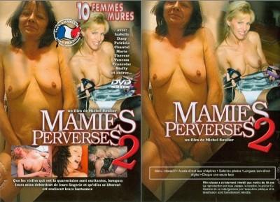 Mamies Perverses #2  (2011/DVDRip)