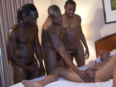 Hungry White Hole , genital disfigurment gay bdsm...