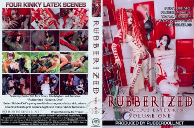 Rubberized Volume 1