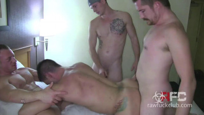 Gangbang With My Husband