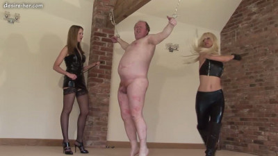 Mistress Vixen & Mistress Rose Wood — Riding Cropped