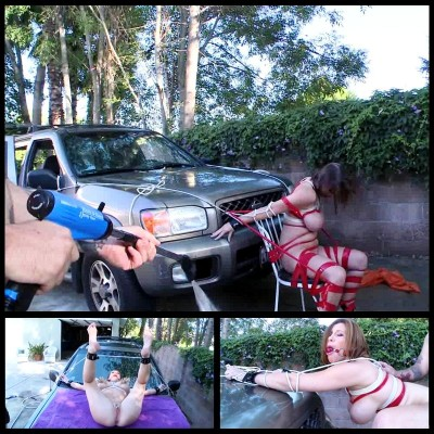 She Washes The Car (5 Sep 2014) Humiliated