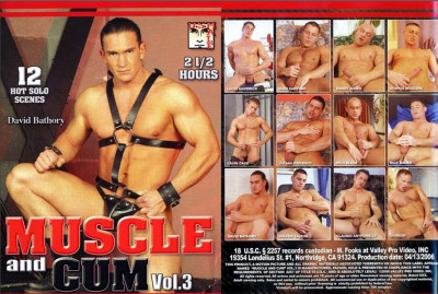 Muscle And Cum 3 , dude gets cum.